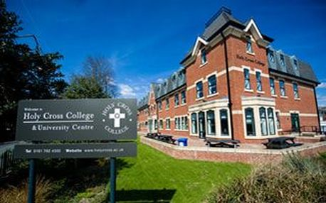 Holy cross college health and social care - Home